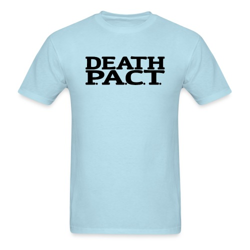 Death P.A.C.T. - Men's T-Shirt
