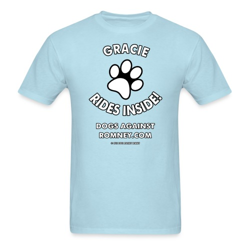 graciem w - Men's T-Shirt