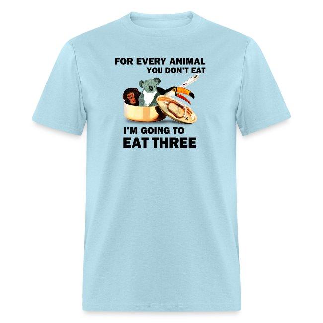Every Animal Maddox T-Shirts