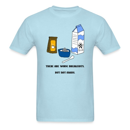 The Cereal Grind - Men's T-Shirt