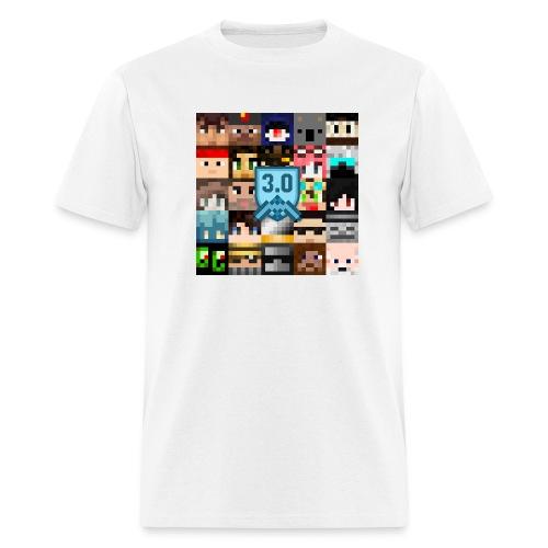 faces3box - Men's T-Shirt