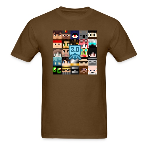 faces3box - Men's T-Shirt