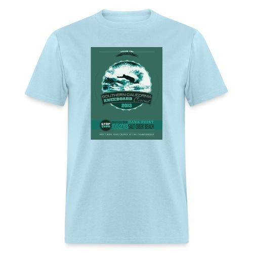 retro shirts STOP 2 jpg - Men's T-Shirt