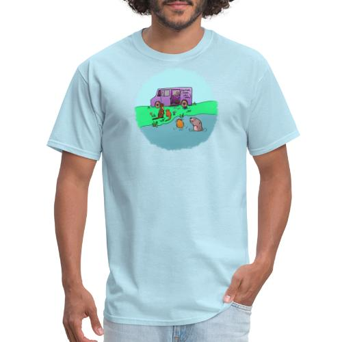 Sleve and the River Otters - Men's T-Shirt