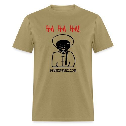hahaha - Men's T-Shirt