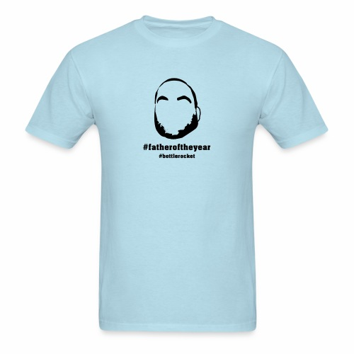 bottlerocket transp - Men's T-Shirt