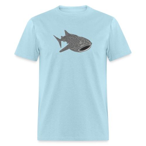 save the whale shark sharks fish dive diver diving - Men's T-Shirt