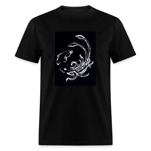 Red Devil - Womens Longsleeve Negative - Men's T-Shirt