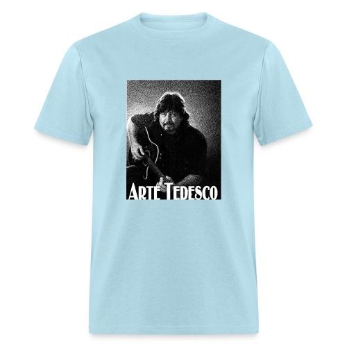 Arte BW Rd jpg - Men's T-Shirt