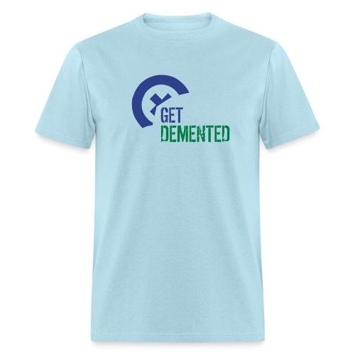 Demented Logo - Men's T-Shirt