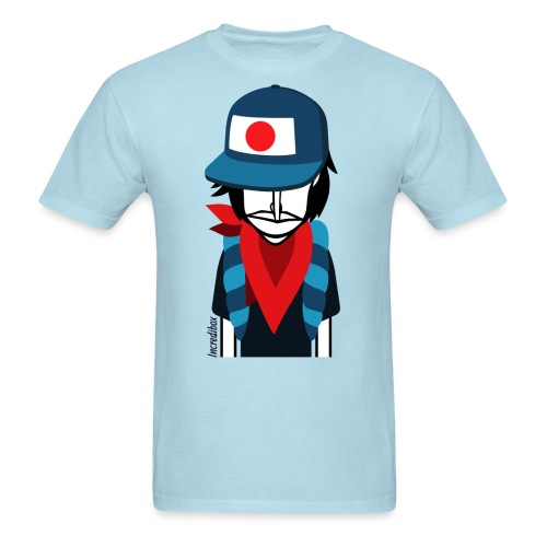 perso-jap-urban - Men's T-Shirt