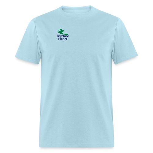 Get Out & Run Barefoot Women's T-Shirts - Men's T-Shirt