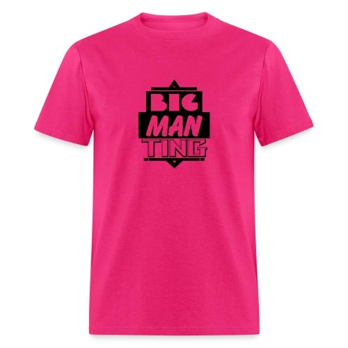 Big man ting - Men's T-Shirt