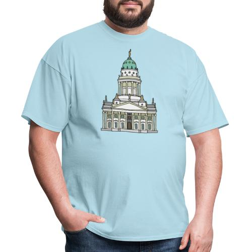 French Cathedral Berlin - Men's T-Shirt