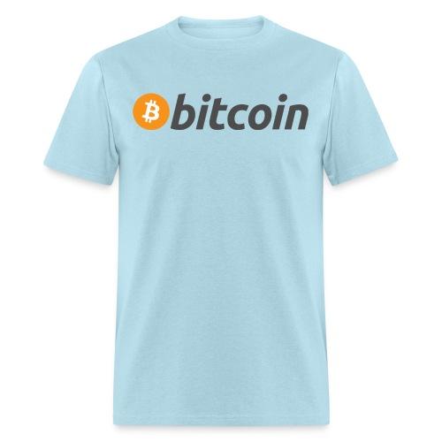 306pxbitcoin logo - Men's T-Shirt