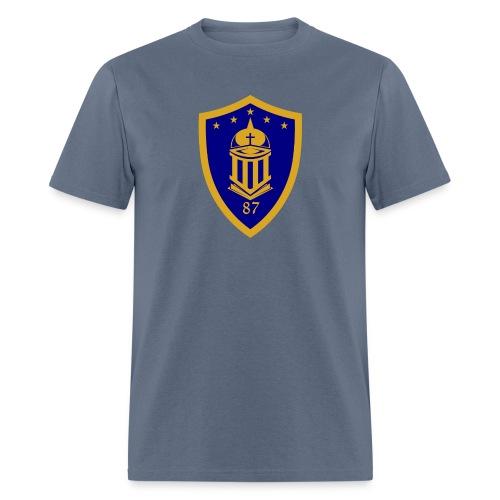 Ateneo HS Batch 87 Logo - Men's T-Shirt