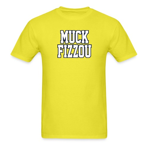 unc muck design - Men's T-Shirt