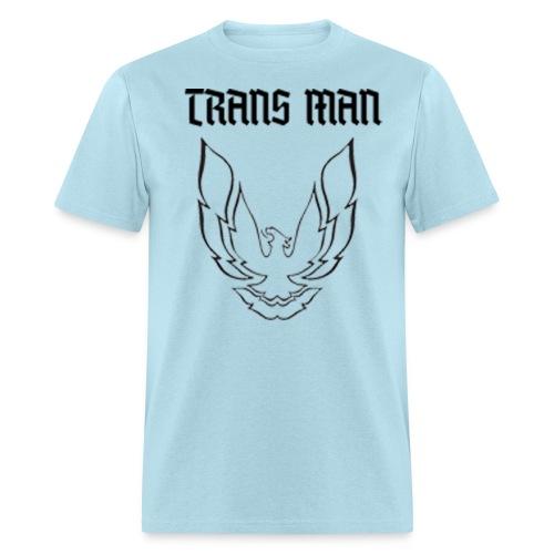 Trans Man B W - Men's T-Shirt