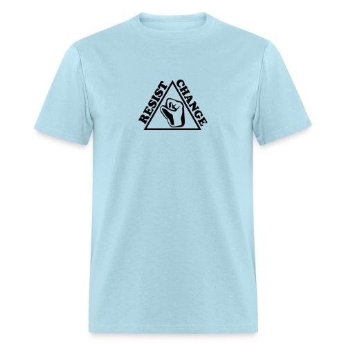 resistchange1 - Men's T-Shirt