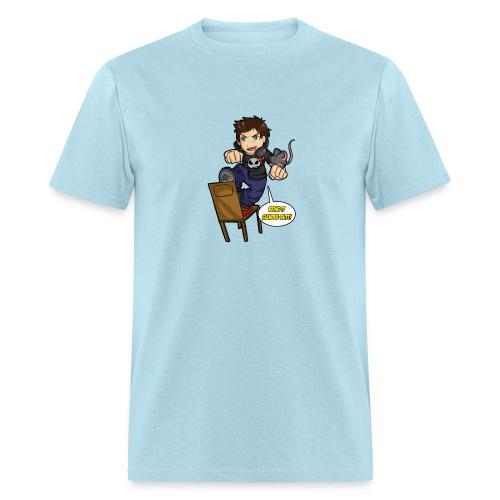 radfront png - Men's T-Shirt