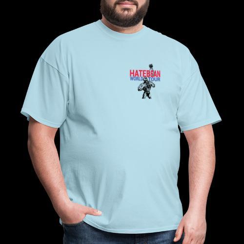 HATEBEAN WORLD TOUR OFFICIAL MERCH - Men's T-Shirt