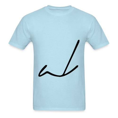 logo artbymkg vector - Men's T-Shirt