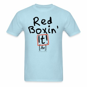 Red Boxin' It! [fbt] - Men's T-Shirt