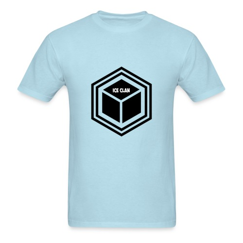 ICEclanLOGO - Men's T-Shirt