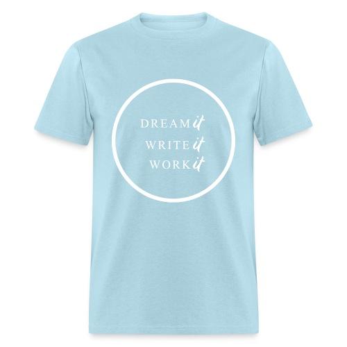 DWW TShirt in White - Men's T-Shirt
