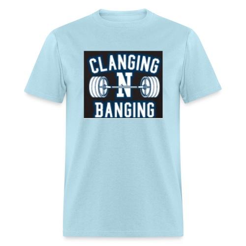 clangingNbanging - Men's T-Shirt