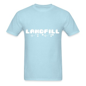 Landfill - Men's T-Shirt