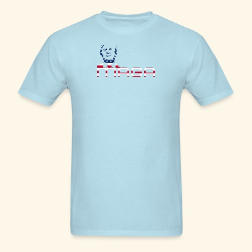 MAGA 3 (MakeAmericaGreatAgain) - Men's T-Shirt