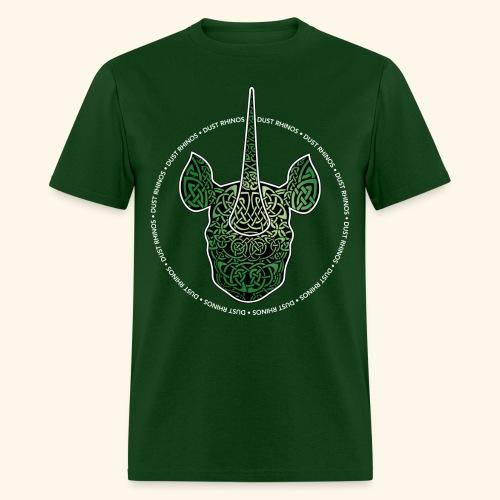 greenknotrhino - Men's T-Shirt
