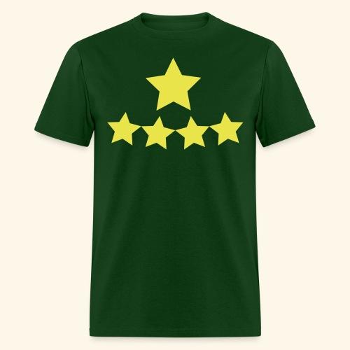 5 Stars - Men's T-Shirt