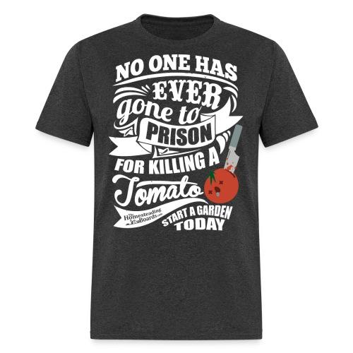 KillingATomatoDarkShirt - Men's T-Shirt