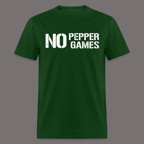 NO PEPPER GAMES - Men's T-Shirt