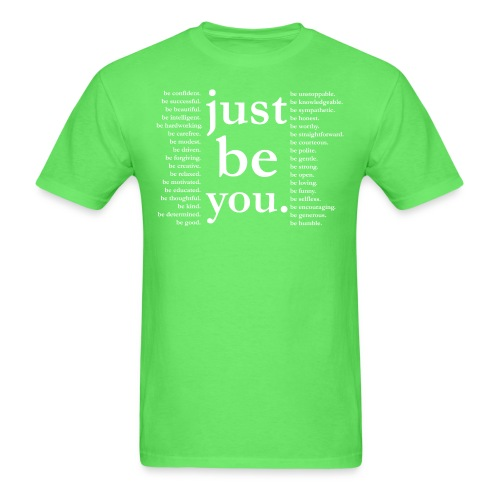 beyou - Men's T-Shirt