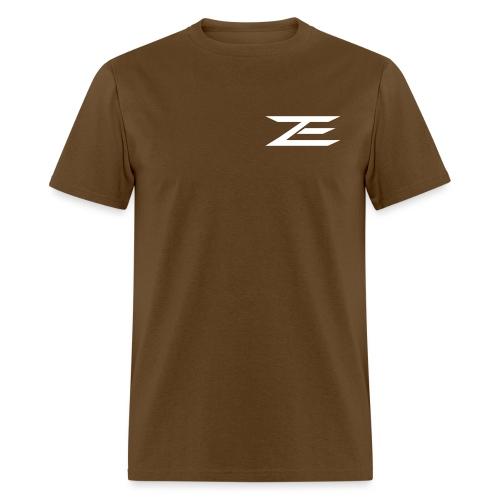 Final_ZACH_LOGO - Men's T-Shirt