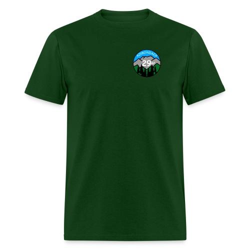 Adirondack 29er Logo - Men's T-Shirt