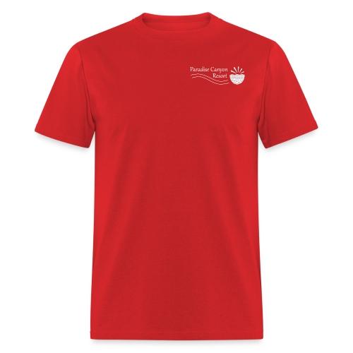 Paradise Staff Shirt - Men's T-Shirt