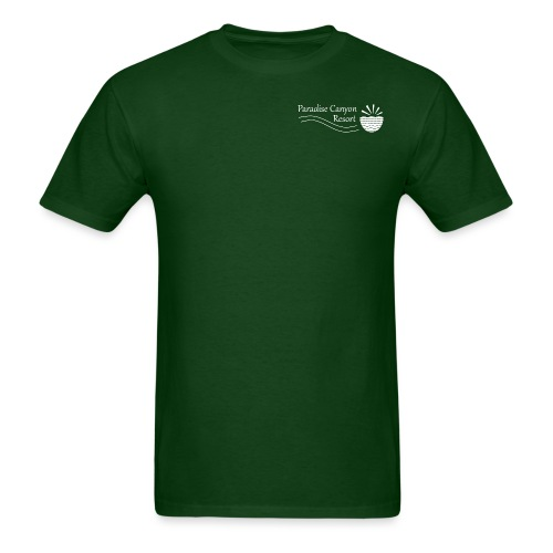 Paradise Staff Shirt - Men's T-Shirt
