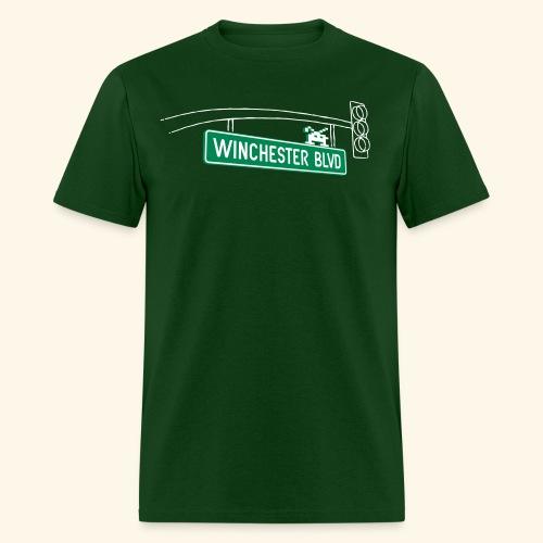 Winchester Boulevard - Men's T-Shirt