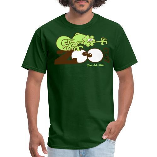 Deep heather Chameleon Zoo&co Women's T-Shirts - Men's T-Shirt