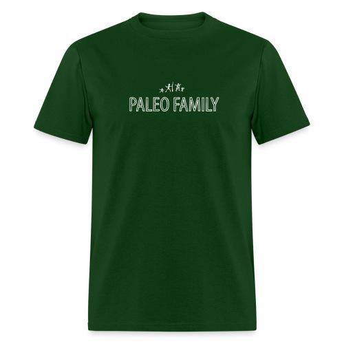 Paleo Family 2 Kids - Men's T-Shirt
