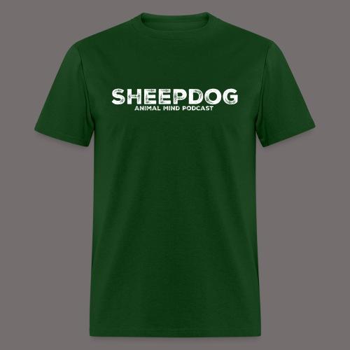 Animal Mind Podcast - Sheepdog - Men's T-Shirt