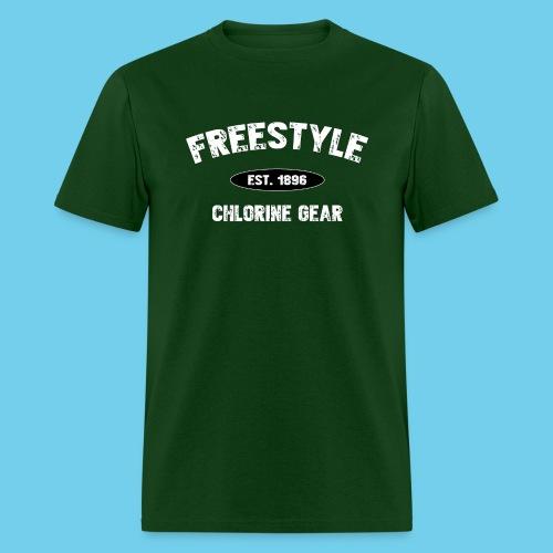 Freestyle est 1896 - Men's T-Shirt