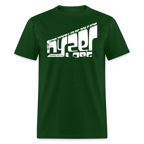 HYZER I GET CARGO MILITIA ai - Men's T-Shirt