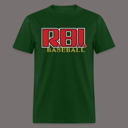 R B I Baseball - Men's T-Shirt