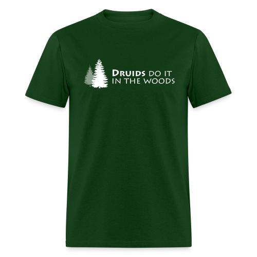 Druids Do It World of Warcraft - Men's T-Shirt