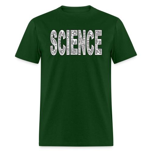science list3 - Men's T-Shirt